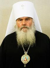 Вениамин, митрополит Владивостокский и Приморский (Пушкарь Борис Николаевич)