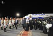 Начался Первосвятительский визит Святейшего Патриарха Кирилла в Молдавию