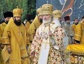 Проповедь Святейшего Патриарха Кирилла за Божественной литургией на центральной площади Кишинева