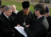 Епископ Подольский Тихон: Объединим москвичей общим деланием во славу Божию