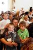 Первосвятительский визит в Черновицкую епархию. Посещение детского приюта Вознесенского Банченского монастыря в селе Молница
