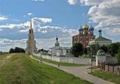 Состоялось освящение Архангельского собора Рязанского Кремля