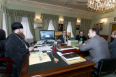 Научно-академические материалы, связанные с деяниями Всецерковного Собора 1917-1918 годов, будут издаваться в московском Новоспасском монастыре