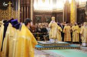 Предстоятель Русской Церкви возглавил хиротонию архимандрита Лукиана (Куценко) во епископа Благовещенского и Тындинского