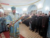 В праздник Покрова Пресвятой Богородицы в Москве прошла благотворительная акция «День милосердия и сострадания ко всем во узах и темницах находящимся»