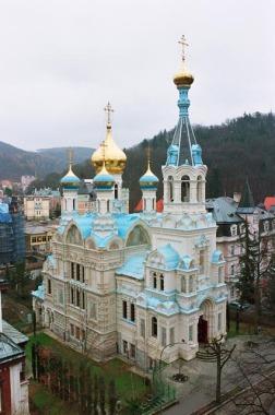 Храм апп. Петра и Павла. Подворье Русской Православной Церкви