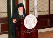 Иерарх Русской Православной Церкви принял участие в праздновании двадцатилетия избрания на престол Святейшего Патриарха Константинопольского Варфоломея
