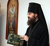 Архиепископ Бориспольский Антоний: Наши издания должны в полной мере отображать деятельность Киевских духовных школ