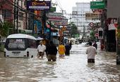 Архимандрит Олег (Черепанин): Православные Таиланда спасаются от наводнения в монастыре
