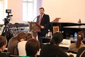 В Москве впервые проходят курсы повышения квалификации для сотрудников 17 епархий Центрального федерального округа «Церковь в медиапространстве: основы коммуникации»