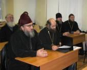 В Санкт-Петербурге проходит первый образовательный семинар для тюремного духовенства