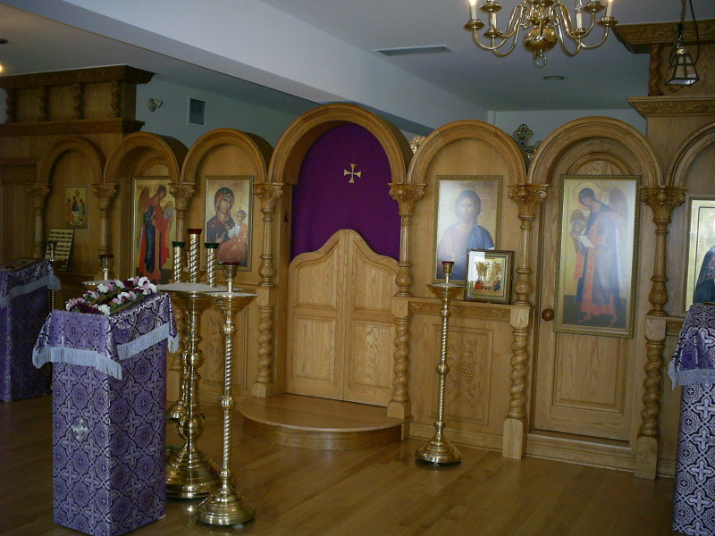 Храм-подворье свт. Тихона, Патриарха Московского