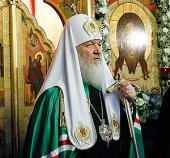 Слово Святейшего Патриарха Кирилла в праздник Казанской иконы Божией Матери в Казанском соборе на Красной площади