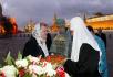Патриаршее служение в Казанском соборе на Красной площади в праздник Казанской иконы Божией Матери