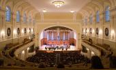 В Большом зале Московской консерватории открылся фестиваль духовной музыки «Страна Воскресения»