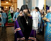 Слово Святейшего Патриарха Кирилла при вручении архиерейского жезла Преосвященному Гурию (Федорову), епископу Арсеньевскому и Дальнегорскому