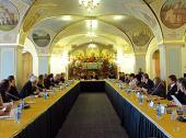 В Храме Христа Спасителя прошел международный симпозиум «Этические аспекты банковской деятельности и социальная роль банков: опыт России и Италии»
