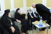 Визит Предстоятеля Русской Церкви в Антиохийский Патриархат. День первый. Встреча в аэропорту Дамаска