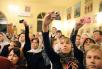 Визит Предстоятеля Русской Церкви в Антиохийский Патриархат. День первый. Посещение храма святого Игнатия Богоносца в Дамаске — Представительства Патриарха Московского и всея Руси