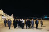 Святейший Патриарх Кирилл прибыл из Сирии в Ливан