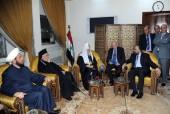Состоялась встреча Святейшего Патриарха Кирилла с Верховным муфтием Сирии и министром вакуфов Сирийской Арабской Республики