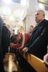 Визит Предстоятеля Русской Церкви в Антиохийский Патриархат. День второй. Божественная литургия в кафедральном Успенском соборе Дамаска