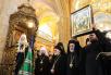 Визит Предстоятеля Русской Церкви в Антиохийский Патриархат. День третий. Молебен в Георгиевском кафедральном соборе Бейрута