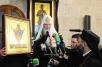 Визит Предстоятеля Русской Церкви в Антиохийский Патриархат. День четвертый. Посещение Успенского Баламандского монастыря в Ливане