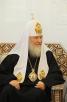 Визит Предстоятеля Русской Церкви в Антиохийский Патриархат. День второй. Встреча с Президентом Сирии Башаром Асадом