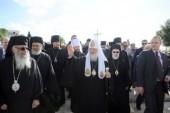 Завершился официальный визит Святейшего Патриарха Кирилла в Антиохийский Патриархат