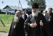 На главных телеканалах России и Украины в день 65-летия Святейшего Патриарха Кирилла состоятся премьеры фильмов о Предстоятеле Русской Церкви