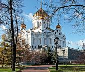 В Храме Христа Спасителя прошел торжественный прием по случаю празднования 65-летия со дня рождения Святейшего Патриарха Кирилла