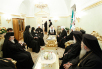 Освящение Патриарших палат в Московском Кремле. Встреча Предстоятелей и представителей семи Поместных Православных Церквей
