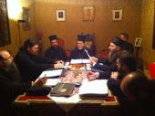 Состоялось заседание православного епископского совета Италии и Мальты