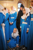 Патриаршее служение в Покровском монастыре г. Москвы. Хиротония архимандрита Иринея (Тафуни) во епископа Орского и Гайского