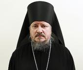 Патриаршее поздравление епископу Карагандинскому Севастиану с 50-летием со дня рождения