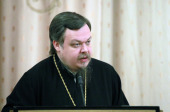 Председатель Синодального отдела по взаимоотношениям Церкви и общества выступил на заседании попечительского совета программы «Святость материнства»