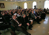 Председатель Синодального отдела по социальному служению выступил на пленарном заседании II межрегиональной конференции «Новая эра милосердия»