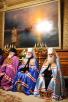 Наречение архимандрита Дионисия (Порубая) во епископа Касимовского, архимандрита Владимира (Самохина) во епископа Скопинского, архимандрита Феодосия (Гажу) во епископа Бишкекского и архимандрита Тарасия (Владимирова) во епископа Балашовского