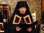 Слово архимандрита Владимира (Самохина) при наречении во епископа Скопинского и Шацкого