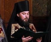 Слово архимандрита Тарасия (Владимирова) при наречении во епископа Балашовского и Ртищевского