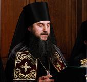 Слово архимандрита Феодосия (Гажу) при наречении во епископа Бишкекского и Киргизского