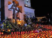 В храмах Русской Православной Церкви молитвенно почтили память жертв массового голода 1932-33 годов