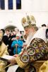 Патриаршее служение в Зачатьевском монастыре. Хиротония архимандрита Дионисия (Порубая) во епископа Касимовского и Сасовского