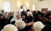 Завершился визит Предстоятеля Русской Православной Церкви в Армению