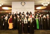 Итоговый документ заседания Межрелигиозного совета стран СНГ