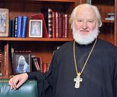 Протоиерей Владимир Воробьев: Только сочетание пастырской любви со строгостью могут дать добрые плоды в образовании и воспитании студентов