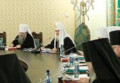Святейший Патриарх Кирилл: Принесение Пояса Богородицы стало убедительным свидетельством того, что мы живем в православной стране