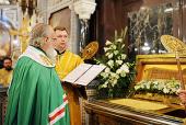 Проповедь Святейшего Патриарха Кирилла в день памяти святителя Филарета Московского в Храме Христа Спасителя