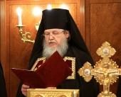 Слово архимандрита Николая (Погребняка) при наречении во епископа Балашихинского, викария Московской епархии